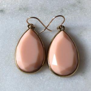 Kate Spade Day Tripper Faceted Teardrop Earrings